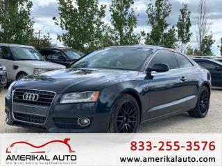 Used 2012 Audi A5 2.0L Premium for sale in Winnipeg, MB