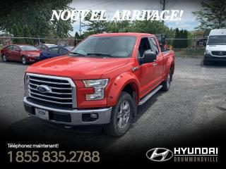 Used 2016 Ford F-150 XLT XTR + GARANTIE + 302A + MAGS + WOW ! for sale in Drummondville, QC