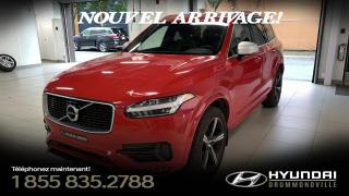Used 2017 Volvo XC90 T6 R-DESIGN + 53 111 KM + GARANTIE + POL for sale in Drummondville, QC