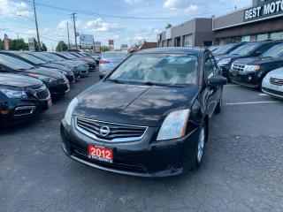 Used 2012 Nissan Sentra 2.0 SL for sale in Hamilton, ON