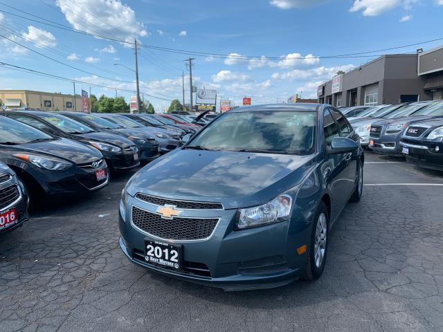 2012 Chevrolet Cruze LT Turbo w/1SA