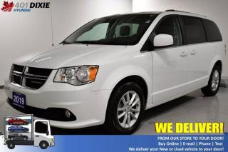 Used 2019 Dodge Grand Caravan SXT Premium Plus for sale in Mississauga, ON