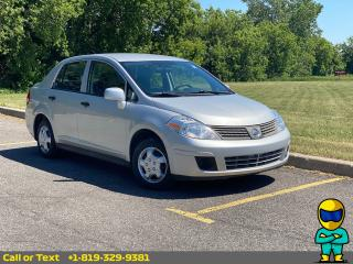 Used 2011 Nissan Versa 1.6 S for sale in Ottawa, ON