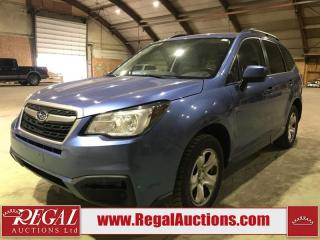 Used 2018 Subaru Forester 2.5i CONVENIENCE 4D UTILITY AWD for sale in Calgary, AB