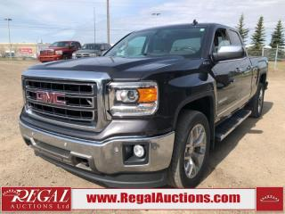 Used 2014 GMC Sierra 1500 SLT Double CAB SWB 4WD 5.3L for sale in Calgary, AB