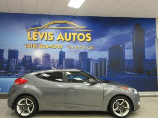 Used 2016 Hyundai Veloster SE MANUEL BLUETOOTH AIR CLI for sale in Lévis, QC