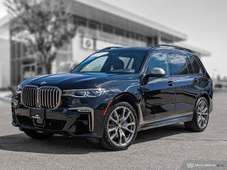 New 2020 BMW X7 M50i 523Hp! + Let US Go The Extra Mile for sale in Winnipeg, MB