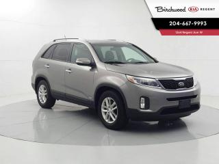 Used 2014 Kia Sorento LX AWD*One Owner/Local Trade/Low Kilometers* for sale in Winnipeg, MB