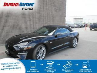 Used 2019 Ford Mustang GT haut niveau décapotable for sale in Gatineau, QC