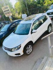 Used 2013 Volkswagen Tiguan COMFORTLINE for sale in Toronto, ON