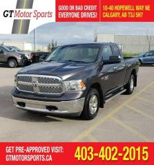 Used 2016 RAM 1500 SLT for sale in Calgary, AB