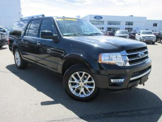 Used 2015 Ford Expedition Max Limited for sale in Lacombe, AB