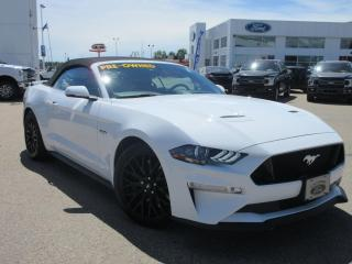 Used 2018 Ford Mustang GT Premium for sale in Lacombe, AB