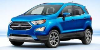 New 2020 Ford EcoSport SES for sale in Sturgeon Falls, ON