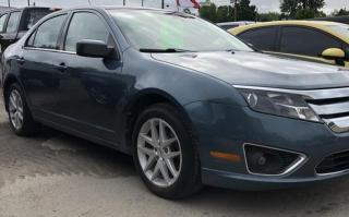 Used 2012 Ford Fusion SEL for sale in Brockville, ON