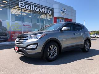 Used 2016 Hyundai Santa Fe Sport GL AUTO, HEATED SEATS CLEAN CARPROOF, LOCAL TRADE for sale in Belleville, ON