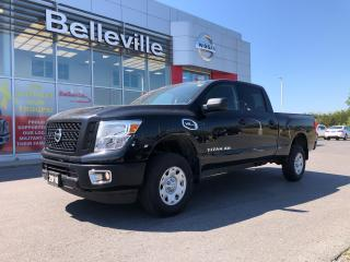 Used 2018 Nissan Titan XD S Gas for sale in Belleville, ON