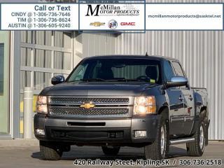Used 2013 Chevrolet Silverado 1500 LTZ  6.2L V8,H.D TRAILERING,HEATED/COOLED SEATS,NA for sale in Kipling, SK