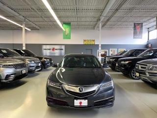 Used 2016 Acura TLX SH-AWD V6|TECH PKG|ELS AUDIO|NAV|SUNROOF|LEATHER|+ for sale in North York, ON