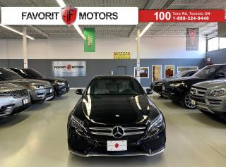 Used 2016 Mercedes-Benz C-Class C300|4MATIC|NAV|DUAL SUNROOF|LEATHER|HEATED SEATS| for sale in North York, ON