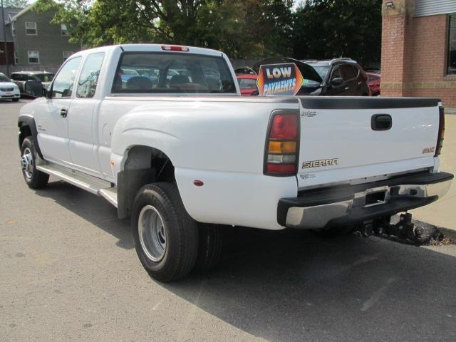 2005 GMC Sierra 3500