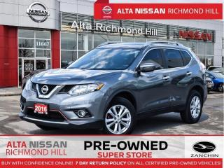 Used 2016 Nissan Rogue SV   Push Start   Heated Seats   17 Alloys   Fogs for sale in Richmond Hill, ON