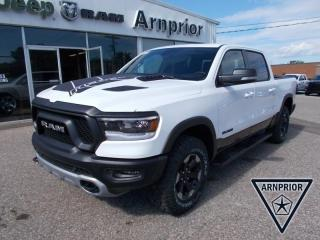 New 2020 RAM 1500 Rebel for sale in Arnprior, ON