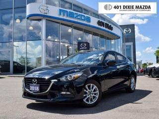 Used 2018 Mazda MAZDA3 GS |ONE OWNER|NO ACCIDENTS|1.99% FINANCING AVAILAB for sale in Mississauga, ON