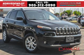 Used 2016 Jeep Cherokee NORTH | 4X4 | V6 | NAVIGATION | for sale in Hamilton, ON