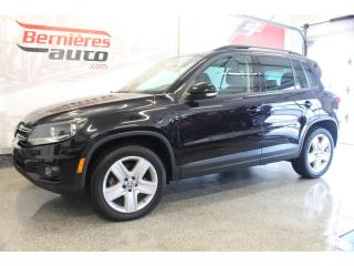 Used 2016 Volkswagen Tiguan COMFORTLINE 4MOTION 2.0 TSI for sale in Lévis, QC
