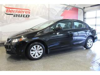Used 2015 Honda Civic DX for sale in Lévis, QC