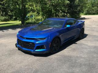 Used 2018 Chevrolet Camaro ZL1 l SUPERCHARGED l NAV l SUNROOF l for sale in Burlington, ON