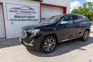 Used 2018 GMC Terrain AWD DENALI *Pano roof*Nav*B/up Cam* for sale in Winnipeg, MB