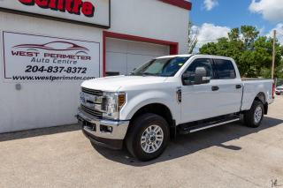 Used 2019 Ford F-250 XLT 4WD Crew Cab 6.75' Box for sale in Winnipeg, MB