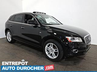 Used 2017 Audi Q5 2.0T Progressiv AWD TOIT OUVRANT - A/C - CUIR for sale in Laval, QC
