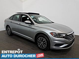 Used 2019 Volkswagen Jetta Highline TOIT OUVRANT - A/C - Cuir for sale in Laval, QC