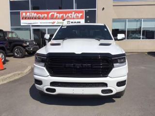 New 2020 RAM 1500 Laramie Crew 4X4 for sale in Milton, ON