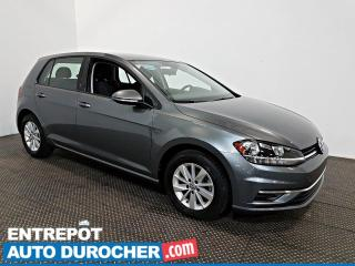 Used 2019 Volkswagen Golf AIR CLIMATISÉ - Caméra de Recul for sale in Laval, QC