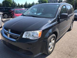 Used 2012 Dodge Grand Caravan SE SXT for sale in Whitby, ON