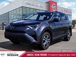 Used 2017 Toyota RAV4 LE for sale in Medicine Hat, AB