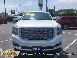 Used 2017 GMC Yukon XL Denali for sale in St Catharines, ON
