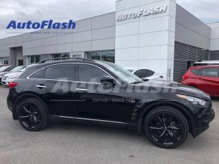 Used 2016 Infiniti QX70 'S' Sport 325hp! *Paddle-Shift *Extra clean! for sale in Saint-Hubert, QC