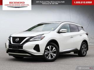 Used 2019 Nissan Murano for sale in Richmond, BC