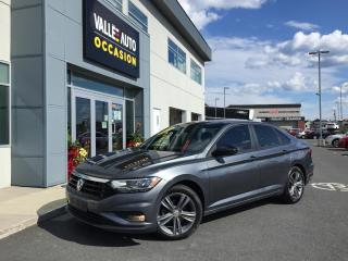 Used 2019 Volkswagen Jetta Highline auto for sale in St-Georges, QC