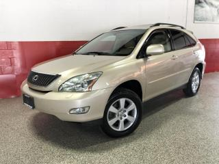 Used 2004 Lexus RX 330 AWD SUNROOF LEATHER HEATED SEATS for sale in North York, ON