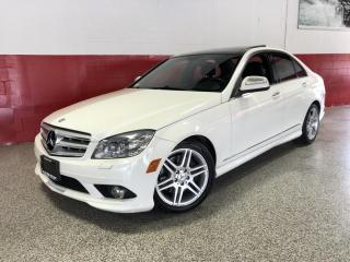 Used 2008 Mercedes-Benz C-Class C350 3.5L 4MATIC SEDAN NAVI PANO-ROOF BLUETOOTH for sale in North York, ON