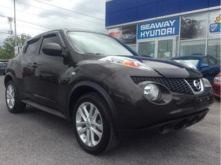 Used 2013 Nissan Juke SV - Local Trade - Low KM's for sale in Cornwall, ON