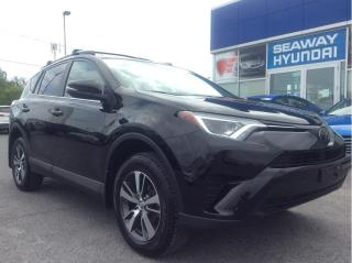 Used 2018 Toyota RAV4 LE AWD - Local Trade - Bluetooth for sale in Cornwall, ON