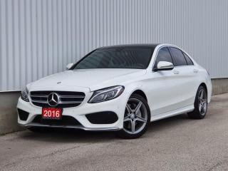 Used 2016 Mercedes-Benz C-Class C300 4Matic|NO ACCIDENT | AMG PKG| WE FINANCE for sale in Mississauga, ON