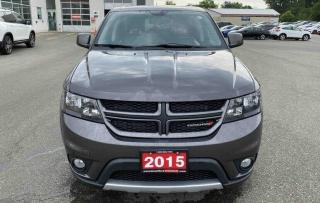 Used 2015 Dodge Journey R/T | AWD | LEATHER | 7PASS | NAV | CAM/With2 Years Warranty for sale in Brampton, ON